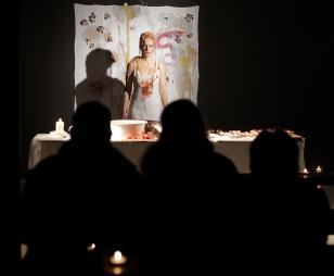 Non Grata I, Performance, Lothringer 13, Laden, uture of Performance Art