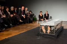 Aquanitas, Performance, Finnisage, Bistum Essen Kunstverein