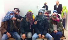 Headgear, performance, communities in times of troubles, Israel, Palestine
